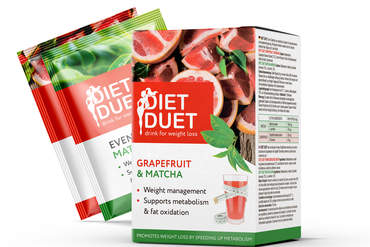 DIET DUET IS READY TO ARRIVE!