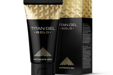 MEET TITAN GEL GOLD!